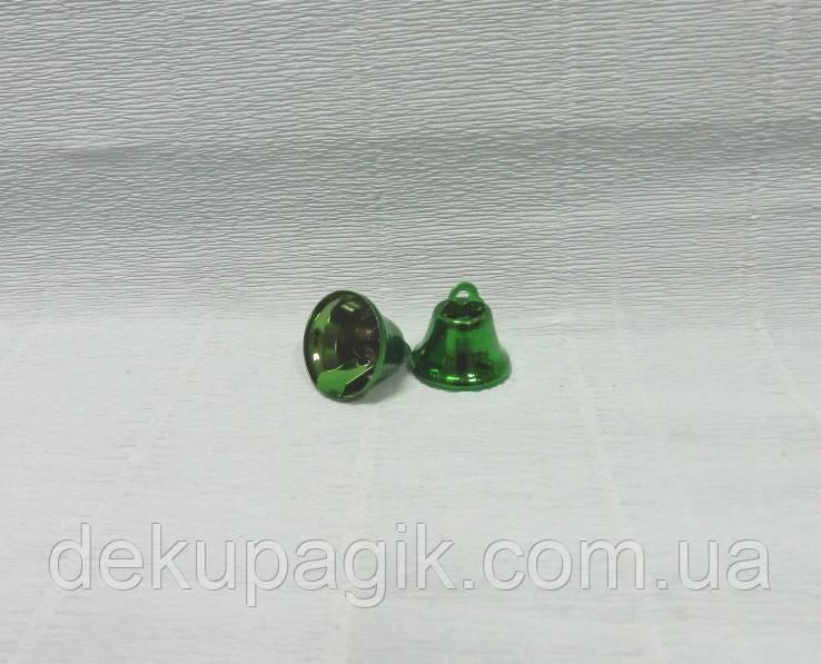 Колокольчик, Зеленый, 2,5см