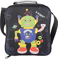 Детский рюкзачок VGR Робот LB-1314-B, черный