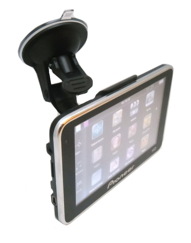 Многофункциональный автомобильный Навигатор GPS Pioneer PI-5730 сенсорный экран 5