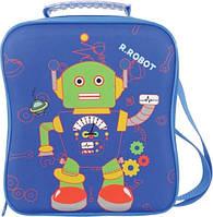 Детский рюкзачок VGR Робот LB-1314-G, синий