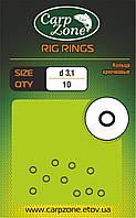 Кольца крючковые CarpZone RIG RINGS