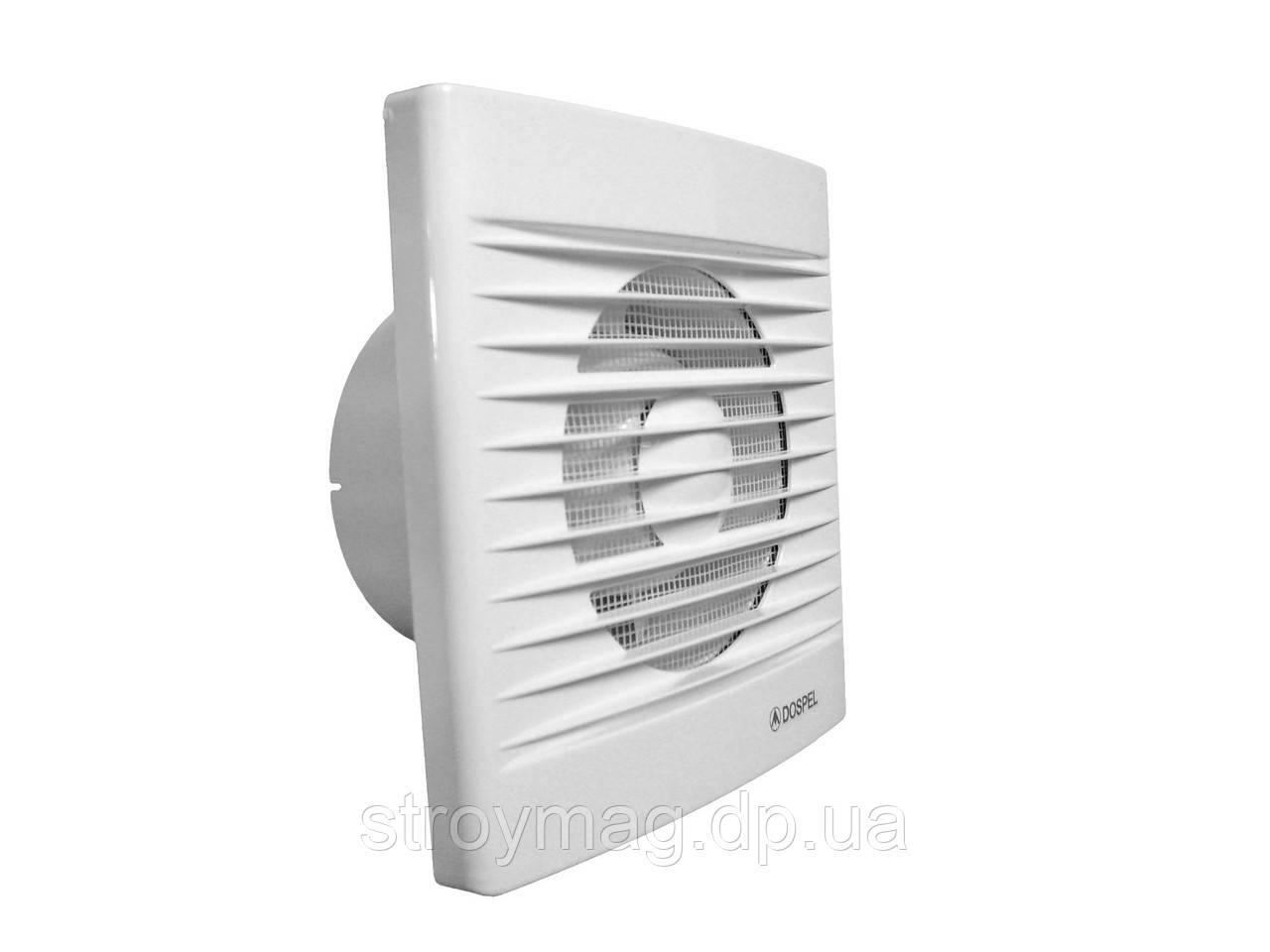Вентилятор побутовий із зворотним клапаном Dospel STYL 120WCH-P (007-0010P)
