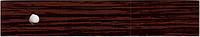 Кромка ABS Венге H1555