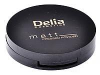"Пудра компактная ""Delia"" Matt №01 (10g)"