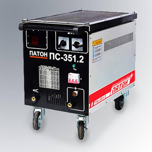 Сварочный полуавтомат двухкорпусный ПС-351.2 DC MIG/MAG ПАТОН