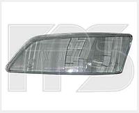 Стекло фары левое на Nissan Primera,Ниссан Примера 96-99