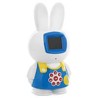Интерактивная развивающая игрушка для детей Зайка-Всезнайка