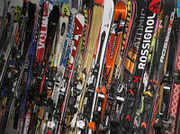 Прокат детских лыж