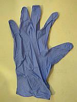 Перчатки нитриловые нестерильные неопудренные / размер L / Sempercare Nitrile