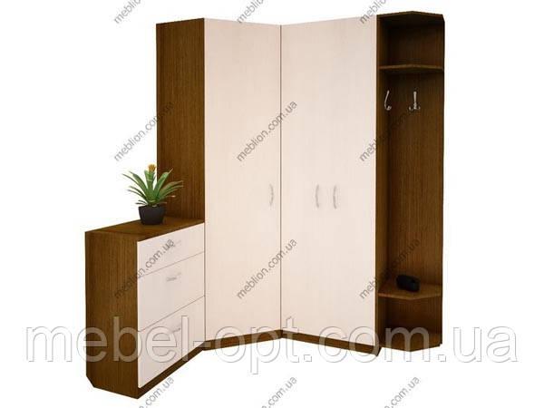 """Мебель для прихожих Отдельные предметы мебели для прихожей Готовы стенки для прихожей Ника """"Стандарт"""" 10 (Т)"""