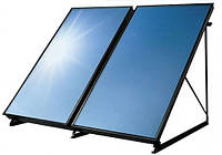 Плоские солнечные коллектора на 150 л.