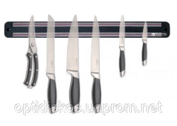 Магнитный держатель для ножей, 33см