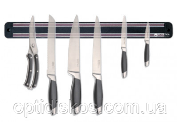 Магнитный держатель для ножей, 33см, фото 2