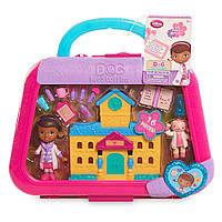 Игровой набор Doc McStuffins Mini Figurine Toy Hospital Set