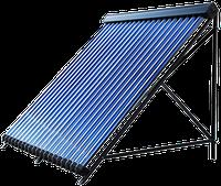 Вакуумный солнечный коллектор на 150 л.