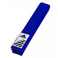 Пояс для кимоно Adidas Club Синий (adiB220)