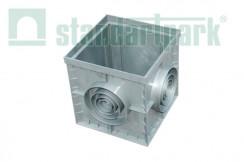 Пластиковый дождеприемник PolyMax Basic 300x300