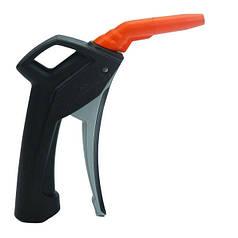 Пистолет для продувки с резиновым носиком, давление воздуха 3,5 бар GROZ 61001 ABG/2/1-4F/BSP.
