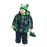 Зимний костюм для мальчика PELUCHE 03 BG M F16. Размер 24 мес., фото 3