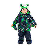 Зимний костюм для мальчика PELUCHE 03 BG M F16. Размер 24 мес., фото 4