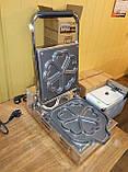 Профессиональная вафельница для приготовления вафель в форме сердечек Vektor  EG 5A, фото 3