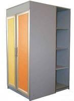 Модульная мебель Пионер-С Шкаф угловой низкий Пионер La7 700
