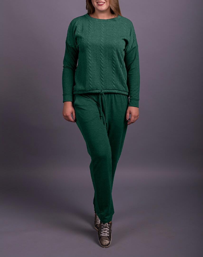 4ea39eddf57 Спортивный костюм для полных девушек