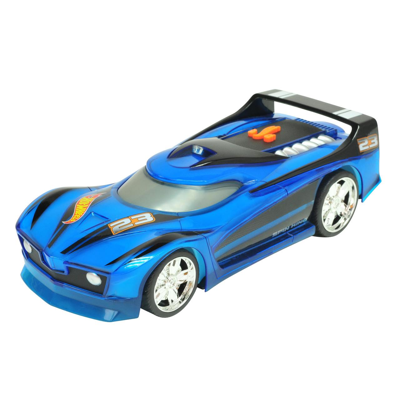 Супер гонщик Spin King, 25 см «Toy State» (90532)