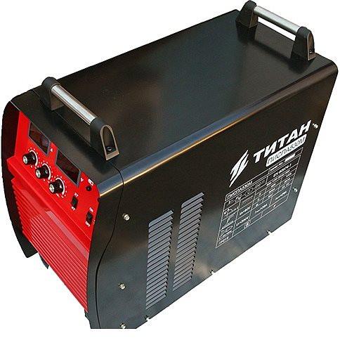 Зварювальний напівавтомат Titan ПИСПА530М (зварювання дротом)