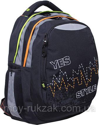 """Рюкзак молодежный """"Pulse"""" Yes! T-22, 552620, фото 2"""