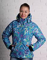 Куртка горнолыжная женская  ew-club