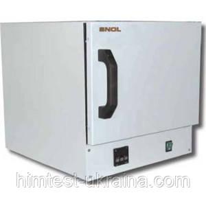 Сушильный шкаф SNOL 420/350 с естественной конвекцией воздуха, нерж. cталь, программируемый терморегулятор