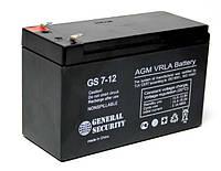 """Аккумулятор для охранной сигнализации H-1270 для """"Орион"""", 12В, 7 Ач"""