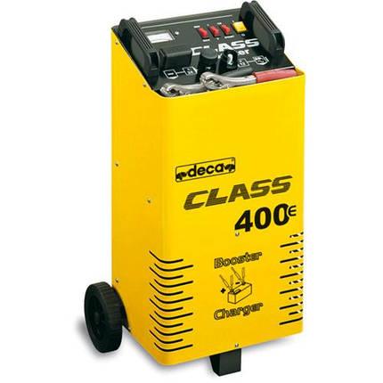 Пуско-зарядное устройство DECA CLASS BOOSTER 400E, фото 2