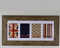 Фоторамка Британи 4 фото