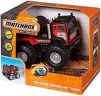Игрушка машина грузовик Matchbox Rev Rigs Adventure Truck