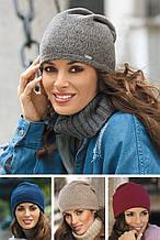 Красивая шапка от Kamea 2016 - Ana.