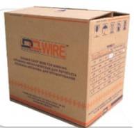 Мет. пружина в бобине DA art Wire 19.0 (3/4) белый, черный (7500 петель) механика