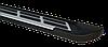 Пороги на  FIAT 500L 2013+      1830 мм Erkul Sunrise
