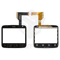 Сенсорный экран для мобильного телефона HTC A810e ChaCha, черный