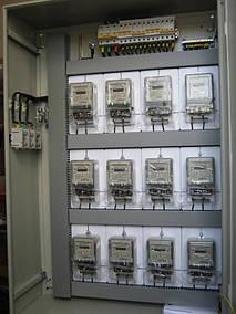 Багатоквартирний щит обліку електроенергії