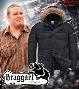 Куртки больших размеров черная с капюшоном