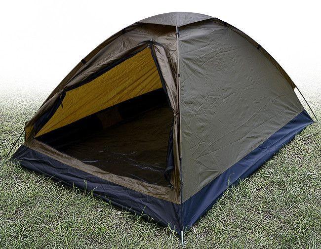 Палатка двухместная MilTec IGLU Super Olive 14208001