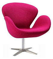 Кресло СВ розовое