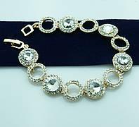 Чудный праздничный браслет. Качественные браслеты от Бижутерии оптом RRR. 950