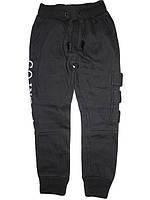 Утепленные спортивные брюки для мальчика, Glo-story, размеры 134,140,146,152,158,164, арт. BRT-2785