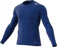 Термо-футболка с длинным рукавом Adidas Tech Fit Base Long Sleeve Tee AJ5018