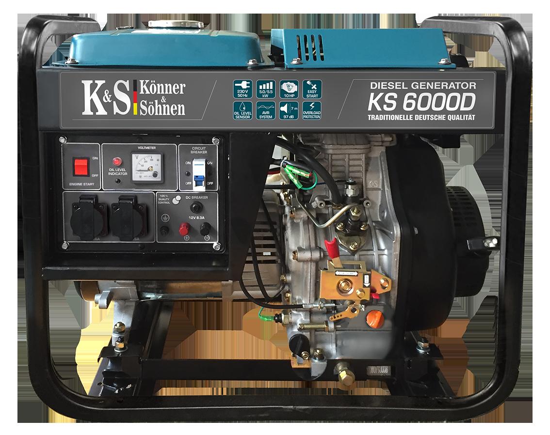 K&S 6000D