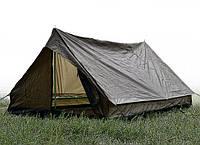 Палатка двухместная MilTec Mini Pack Standard Oliv 14205001
