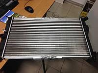 Радиатор охлаждения Lanos / Ланос с кондиционером, 96182261